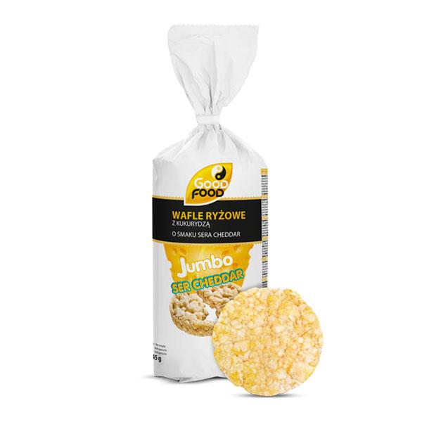Smakowe z serem cheddar