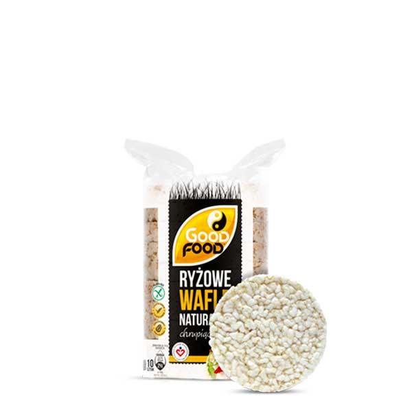Wafle ryżowe grube